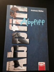 Jugendbuch von Andreas Müller
