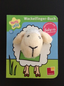 Wackelfingerbuch: Paula, das Schaf
