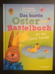 Das bunte Oster-Bastelbuch