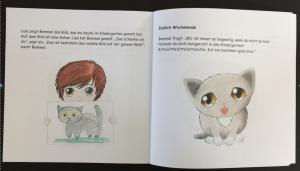 kleiner kater bommel kinderbuch