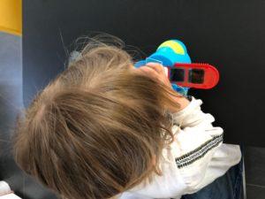 Mein erstes mikroskopu c von kosmos im test u schlummerfrosch